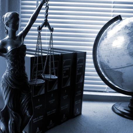 Hoe weet ik naar welke rechter ik moet?