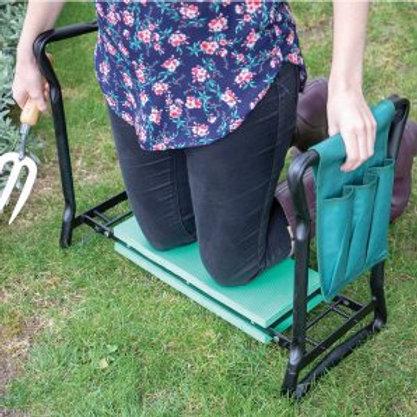 Foldaway Garden Kneeler and Seat