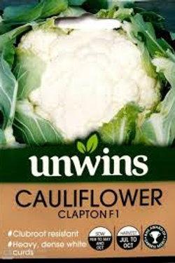 Unwins Cauliflower Clapton F1