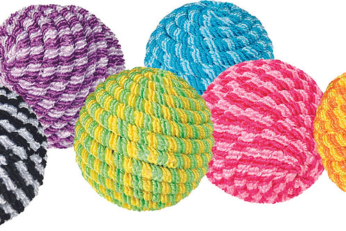 Spiral Balls Cat Toys