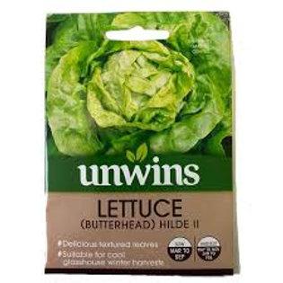 Unwins Lettuce (Butterhead) Hilde 11