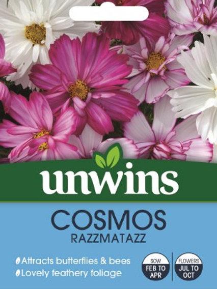 Unwins Cosmos Razzmatazz