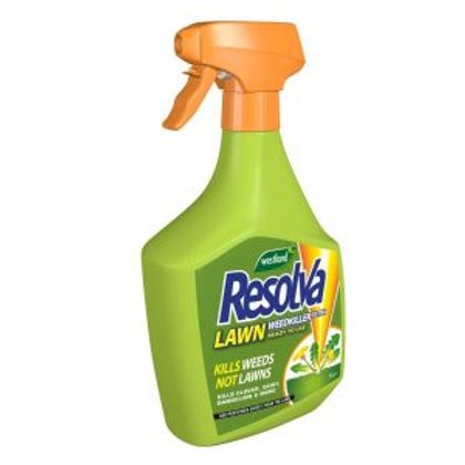 Resolva Lawn Weedkiller Extra Ready To Use 1ltr