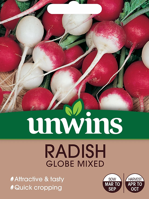 Unwins Radish Global Mixed