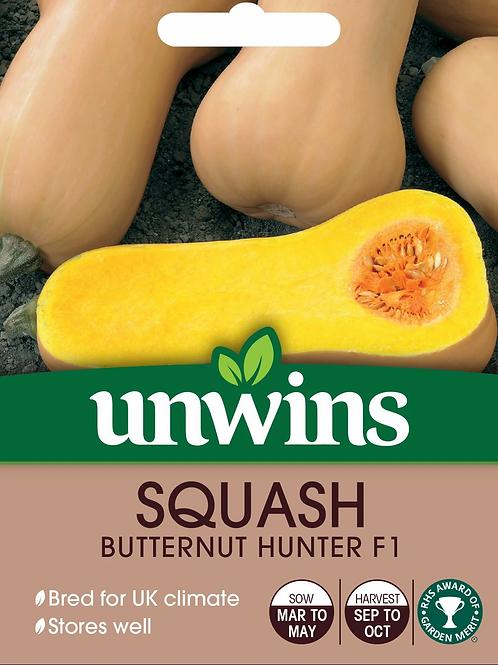 Unwins (Butternut) Hunter F1