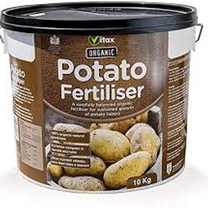 Vitax Organic Potato Fertiliser