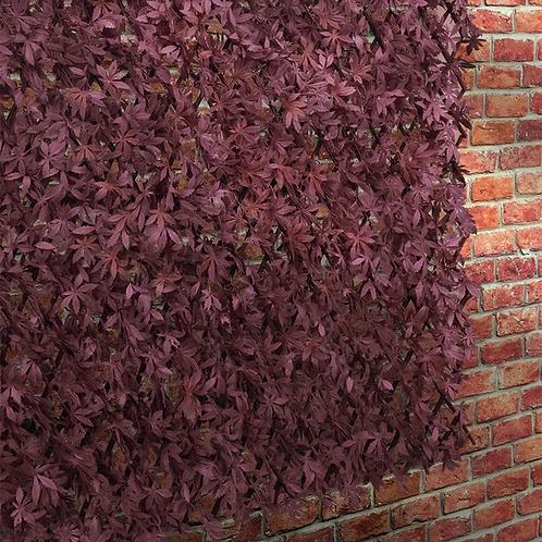 Gardman Red Acer Leaf Trellis