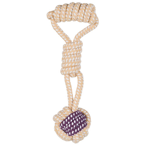 Trixie Ropeball with Handle