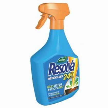 Resolva Weed Killer 24hr ready to use