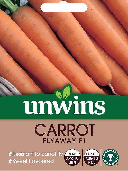 Unwins Carrot Flyaway F1