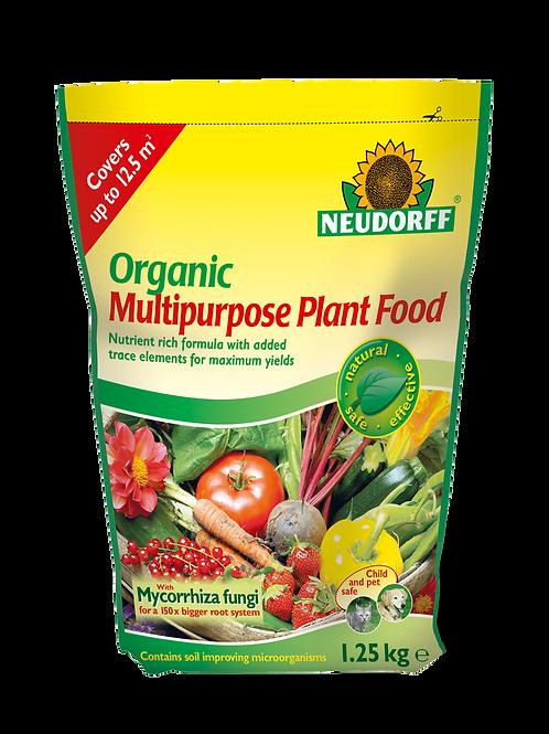 Neudorf Multipurpose Plant Food 1.25kg