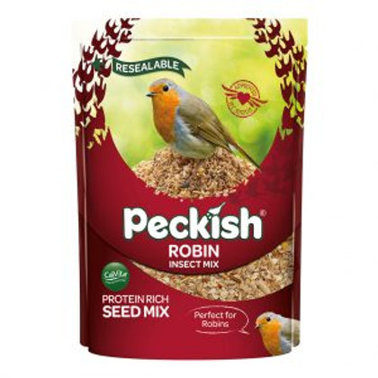 Peckish Robin Insect Seed Mix