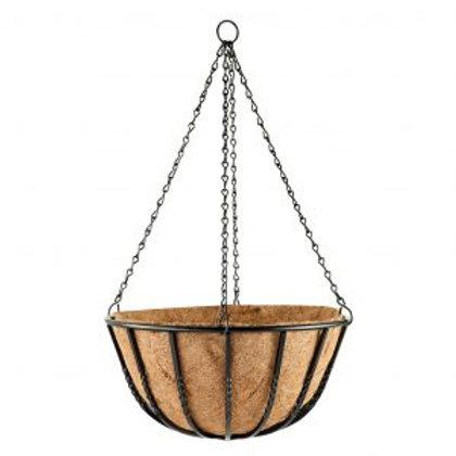Premium Blacksmith Hanging Basket 35cm