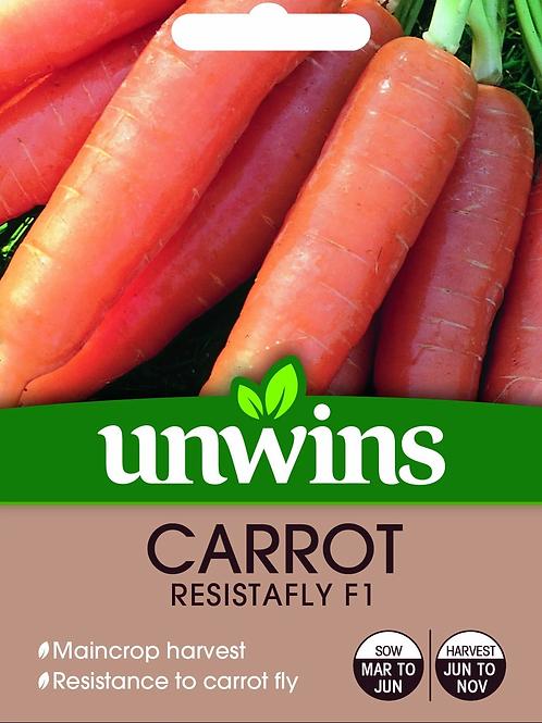 Unwins Carrot Resist a Fly