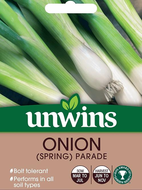Unwins Onion (Spring) Parade