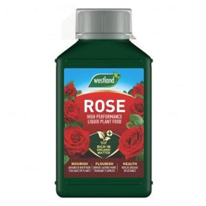 Westland Rose High Performance Liquid Plant Food 1ltr