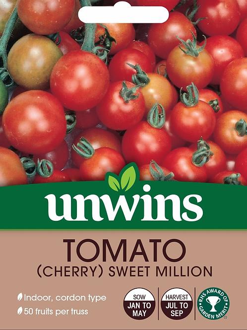 Unwins (Cherry) Sweet Million