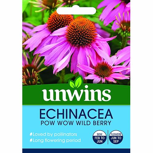 Unwins Echinacea Pow Wow Wild Berry