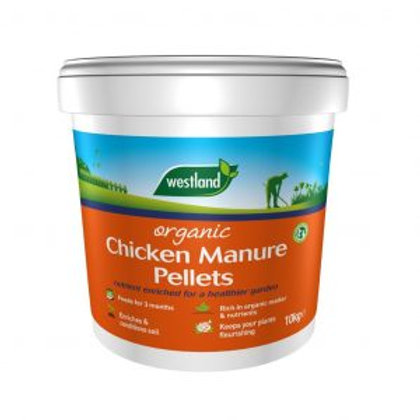 Westland Chicken Manure Pellets 10kg Bucket