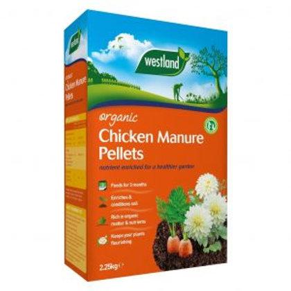 Westland Organic Chicken Pellets 2.25kg