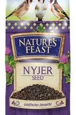 Natures Feast Njyer Seed 1kg