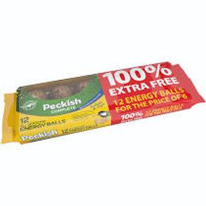 Peckish All Season Energy Balls 100% extra free