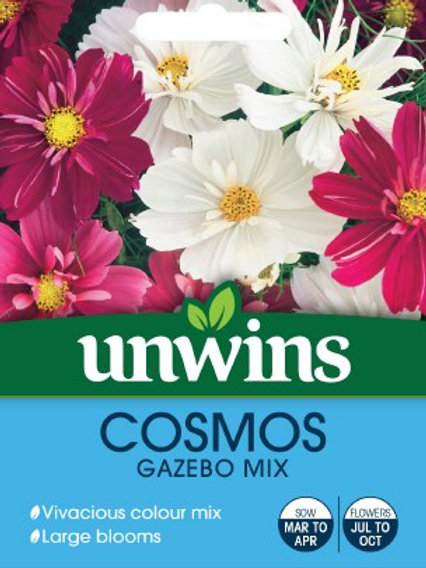 Unwins Cosmos Gazebo Mix