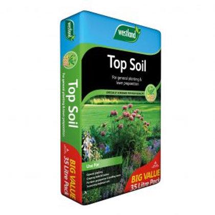 Westland Garden Top Soil 35Ltr