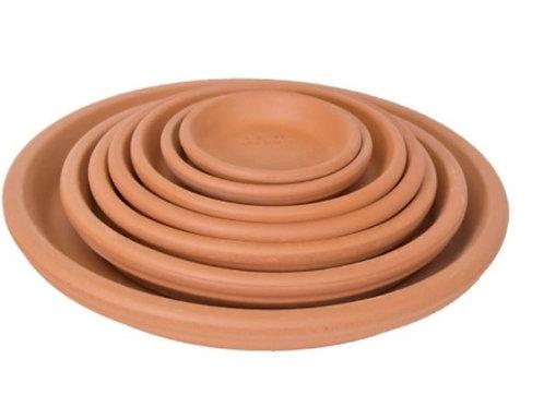 Waterproof Terracotta Saucer's