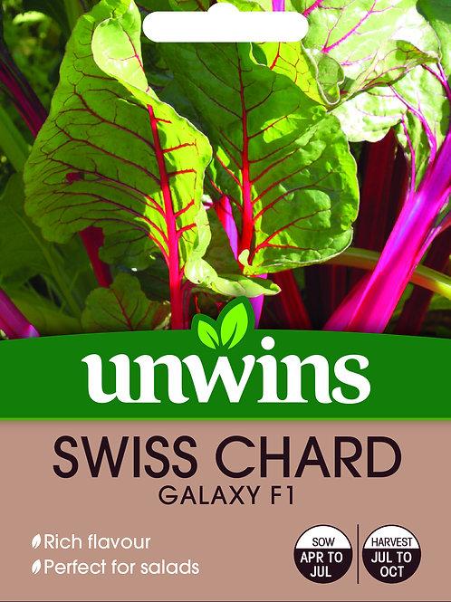 Unwins Swiss Chard Galaxy F1