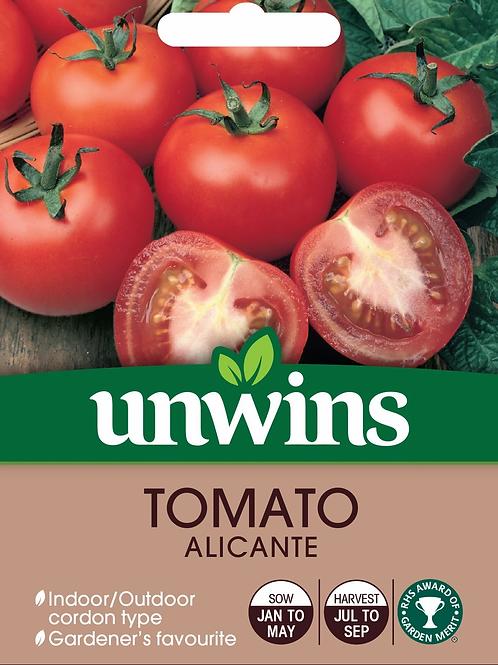 Unwins Tomato Alicante