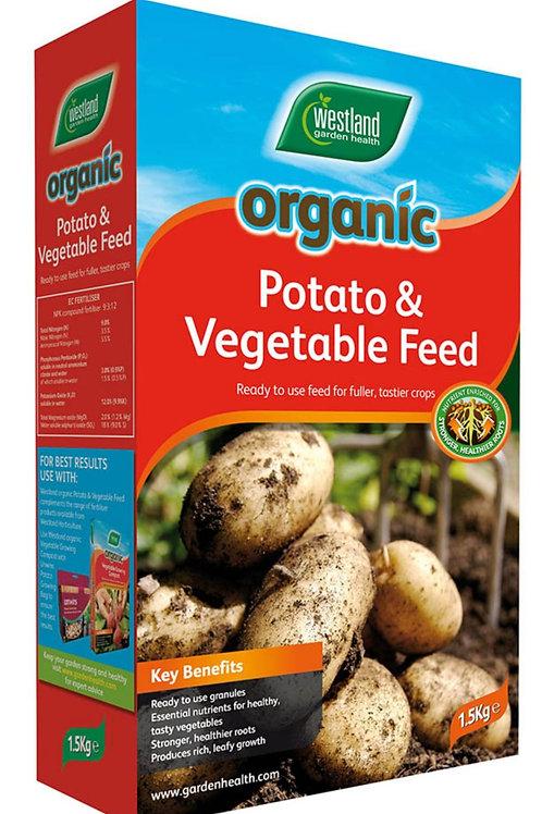Westland Organic Potato and Vegetable feed