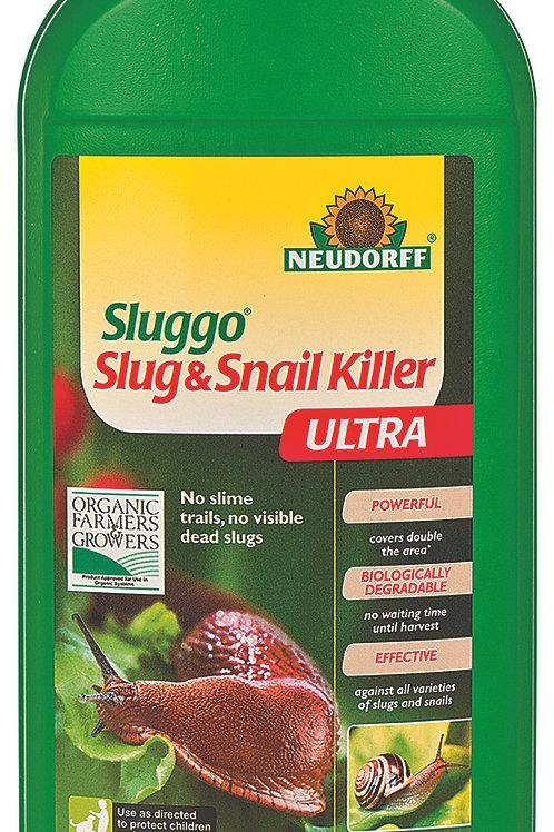 Neudorf Slug & Snail Killer Ultra
