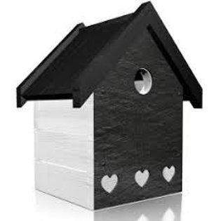 Peckish Woodland Nest Box Slate Roof
