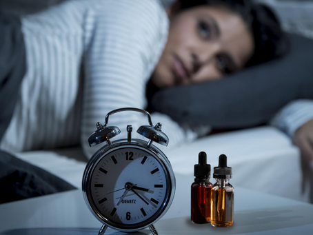 Can CBD oil help me with Insomnia?