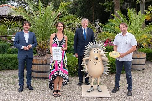 Verleihung Goldener Igel 2019_Schaugarte