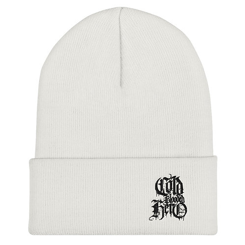 White Out Beanie