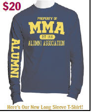 MMAAA Long Sleeve T - Shirts