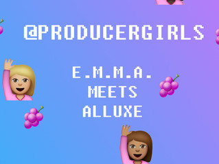 Producergirls podcast: E.M.M.A. meets Alluxe
