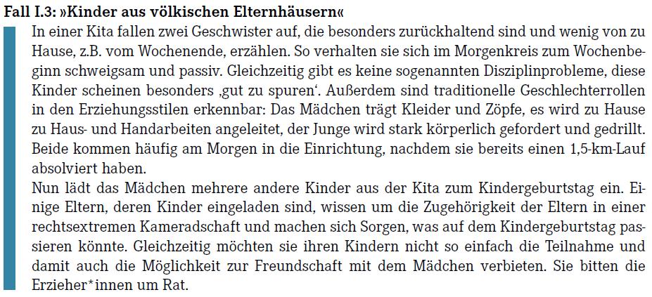 """Amadeu-Antonio-Stiftung: """"Ene, mene, muh - und raus bist du!"""""""