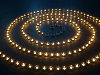 Gedenkfeier für einsam Verstorbene