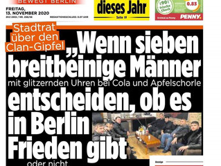 "Berliner ""Friedensschluss"""