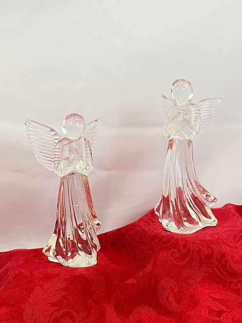 2 Glass Angels