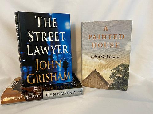 John Grisham 3 Book Set