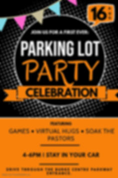Parking Lot Party (1) - Made with Poster