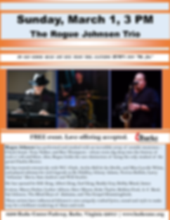 The Rogue Jhonson Trio Flyer.png