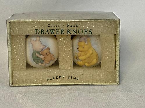 Winnie the Pooh Drawer Knobs