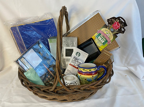 Organize Your Space Gift Basket
