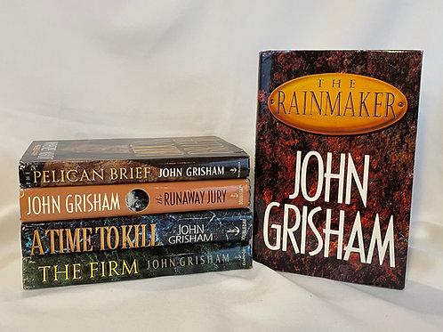 John Grisham 5 Book Set