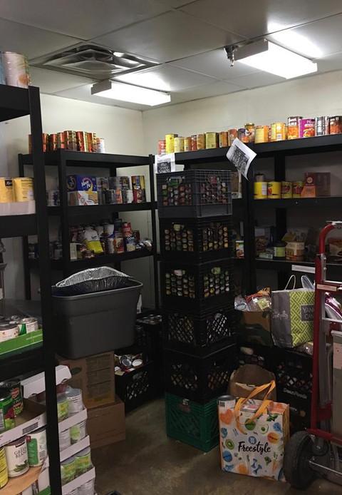 rising hope food pantry